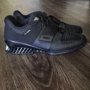 Men's Nike Romaleos 3 Mens Weightlifting Shoes